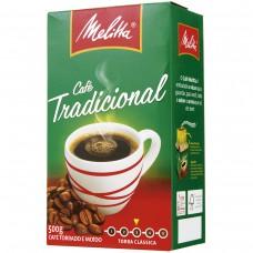 Café Tradicional Melitta Vacuo 500g