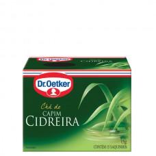 Chá De Capim Cidreira - 15 Saches Dr. Oetker 15g