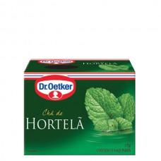 Chá De Hortelã - 15 Saches Dr. Oetker 15g