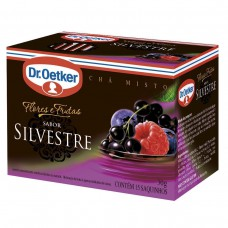 Chá F&f Silvestre - 15 Saches Dr. Oetker 30g