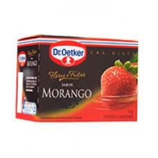 Chá F&f Morango - 15 Saches Dr. Oetker 30g