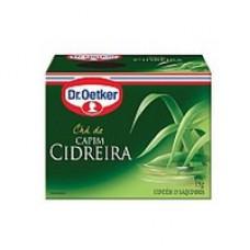 Chá De Capim Cidreira - 10 Saches Dr. Oetker 10g