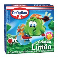 Gelatina Limão Dr. Oetker 20g