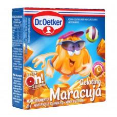 Gelatina Maracujá Dr. Oetker 20g