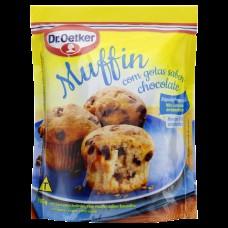 Muffin C/ Gotas De Chocolate Dr.otker 185g