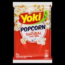 Yoky Popcorn Micro Sal 50g
