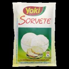 Yoky PÓ Sorvete Abacaxi 150g