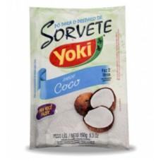 Yoky PÓ Sorvete De Coco 150g