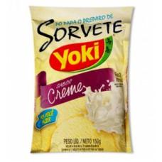 Yoki PÓ Sorvete Creme 150g