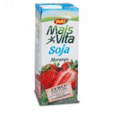 Yoki Alimento Com Soja Morango 1l