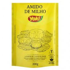 Yoki Amido De Milho 200g