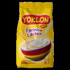 Yoky Yoklon Farinha LÁctea 230 G