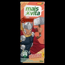 Yoky Alimento Com Soja Pessego 200ml