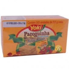 Yoki PaÇoquinha Tablete  1,1kg