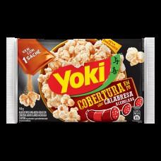 Yoky Popcorn SachÊ Calabresa Acebol 100g