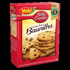 Yoky Mistura Prep Cookie Baunilha 400g