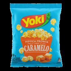 Yoky Pipoca Pronta Caramelo 50g