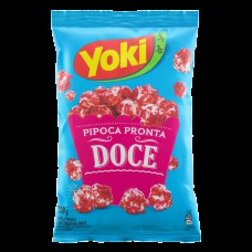 Yoky Pipoca Pronta Doce 100g