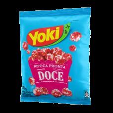 Yoky Pipoca Pronta Doce 50g