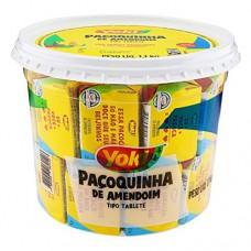 Yoki Pacoquinha Tablete 1.100kg