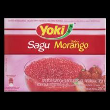 Yoky Sagu Yoki Morango 250g