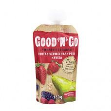 Good'n'go Fr. Vermelhas, Pera E Aveia - 120g
