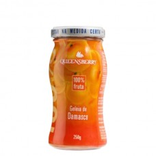 Geleia Queensberry De Damasco Wellness 100% 250gr
