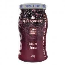 Geleia Queensberry De Amora Wellness 100% 250gr