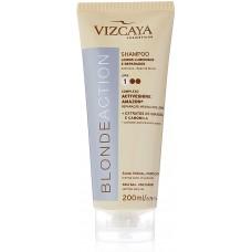 Shampoo Vizcaya Blonde Action Performace  200 Ml