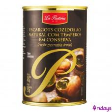 Escargots Special Line La Pastina Sem Conchas 48 Unidades -