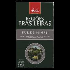 Café Reg Bras Sul De Minas Melitta 250ml
