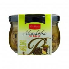Alcachofra Na Brasa La Pastina (em Óleo De Girassol) 225g
