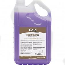 Gold Desinfetante Floral 5l