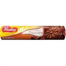 Biscoito Predilleto Recheado Chocolate