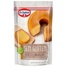 Bolo De Laranja Gluten Free Dr. Oetker 300g