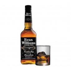 Whiskey Bourbon Evan Williams Black Label