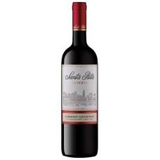 Vinho Chileno  Tinto Sta Rita Cab Sauv 375ml