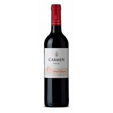 Vinho Chileno  Tinto Chilensis Carm 750ml