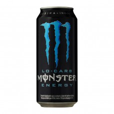 Energético Monster Lo-carb Lata 473ml