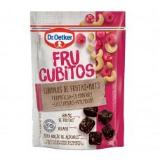 Frucubitos De Framboesa, Cranberry E Nuts Dr.otker 30g