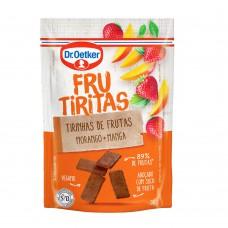 Frucubitos De Morango E Manga Dr.otker 30g