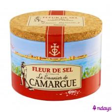 Flor De Sal Fr Le Saunier Camargue  125g