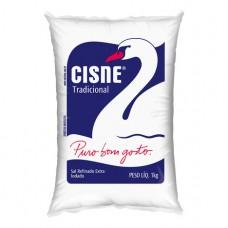Sal Refinado Cisne 1kg