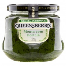 Geleia Queensberry De Menta E Hortelã Gourmet 320gr
