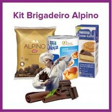 Kit Brigadeiro Alpino