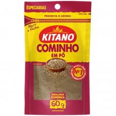 Kitano Cominho Em Po 60g