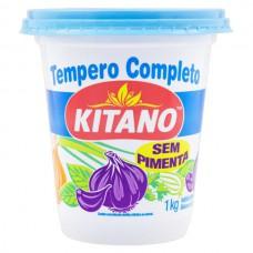 Kitano Tempero Completo Sem Pimenta 1kg