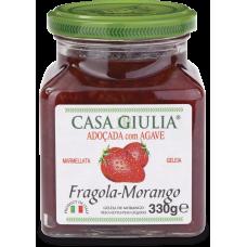 Geleia It Casa Giulia Morango C/ Agave  330g