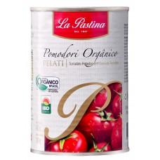 Pomodori Pelati Orgânico La Pastina  400g