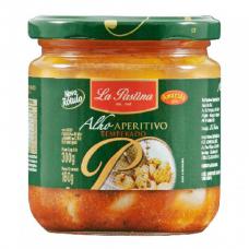 Alho La Pastina  Temperado 300g